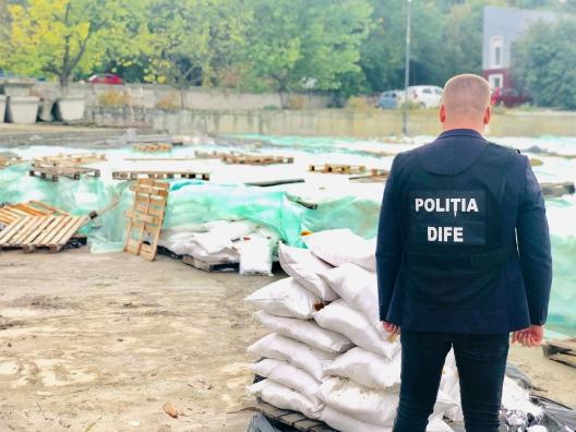Экономического агента из столицы накажут за продажу пищевой соли с нарушением правил хранения (ФОТО, ВИДЕО)