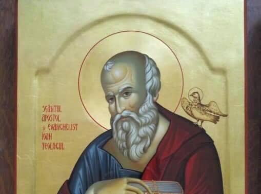 Игорь Додон поздравил верующих с днем Святого Иоанна Богослова