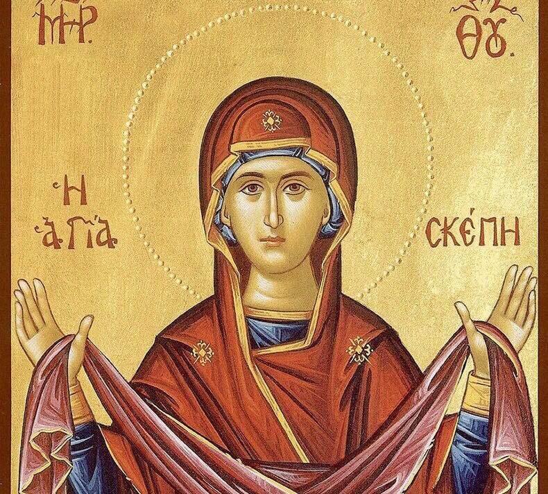 Гречаный поздравила всех верующих с Покровом