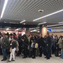 Под завязку: в День вина столичный аэропорт и другие КПП переполнены туристами