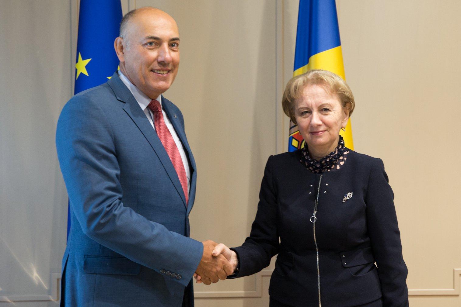 В декабре в Молдове впервые пройдет встреча спикеров в рамках «Сотрудничества между Северными и Балтийскими странами» (ФОТО)