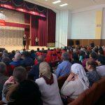 Руководство ПСРМ провело встречу и с жителями Штефан-Водэ (ФОТО)