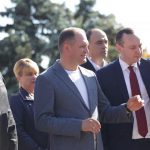Чебан: У жителей Рышкановки будет свой сельскохозяйственный рынок! (ФОТО)