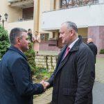 В Голерканах началась встреча Игоря Додона и Вадима Красносельского (ФОТО, ВИДЕО)