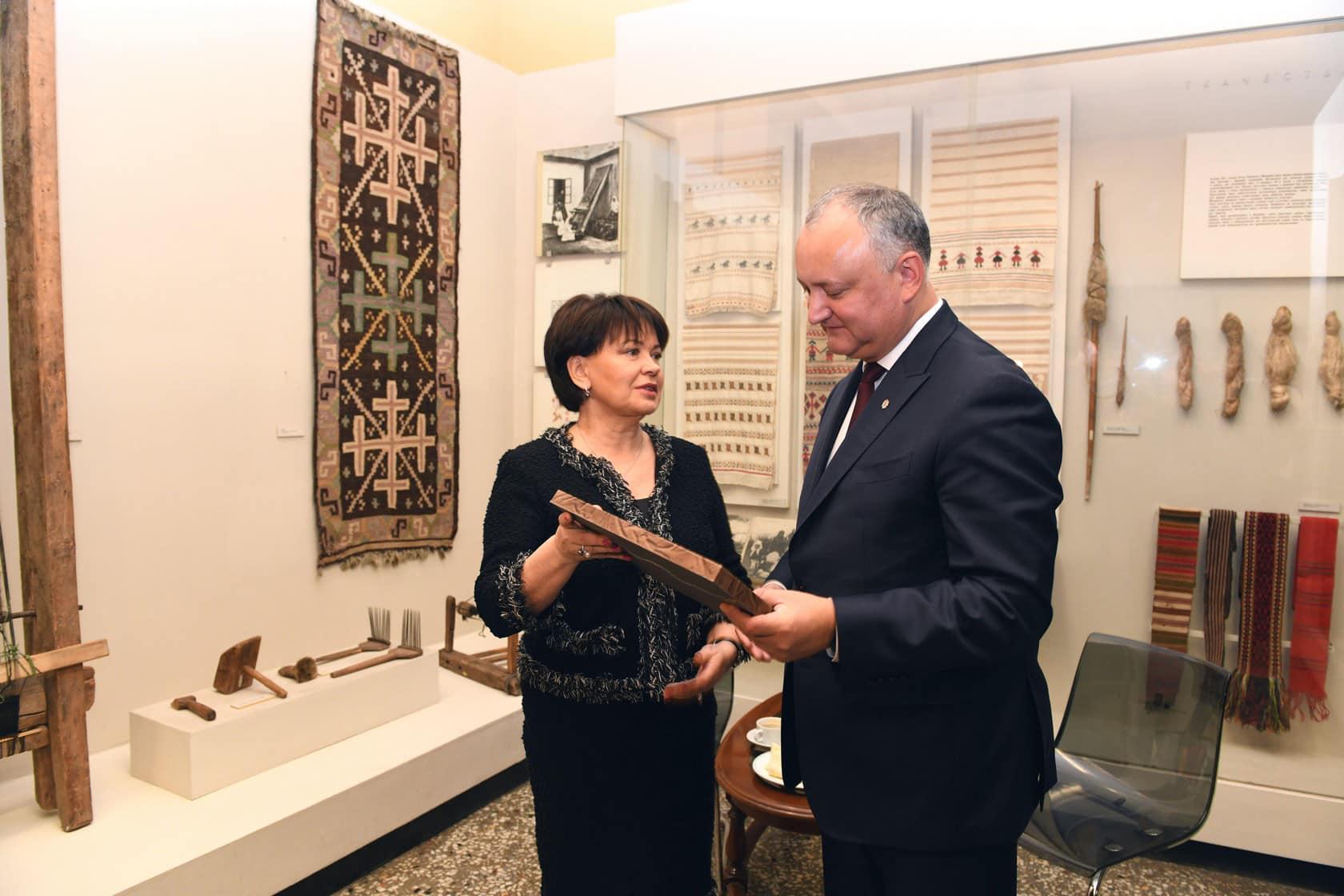 Игорь Додон провел встречу с вице-губернатором Санкт-Петербурга (ФОТО, ВИДЕО)