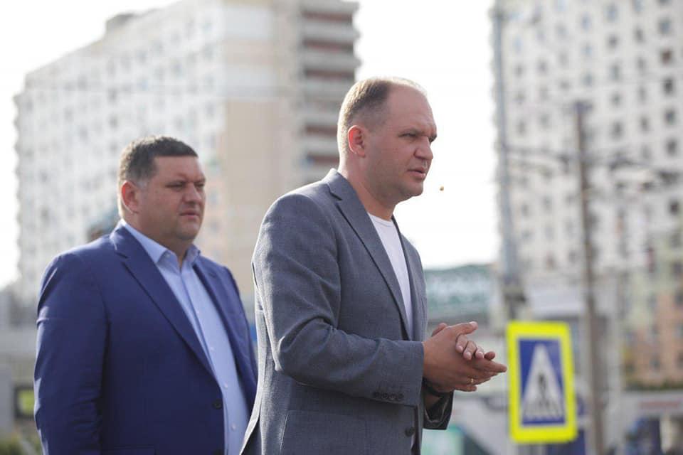 Чебан: Все проекты на благо Кишинёва будут продолжены! (ФОТО)