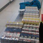 В кишинёвском аэропорту в багаже иностранца нашли 15 тысяч контрабандных сигарет (ФОТО)