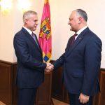 Президент провел встречу с госсекретарем Совета безопасности Беларуси (ФОТО)