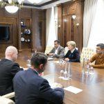 Зинаида Гречаный встретилась с делегацией Международного союза нотариусов (ФОТО)