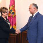 Додон: Буду и далее уделять особое внимание защите и поддержке русского языка в Молдове! (ФОТО, ВИДЕО)