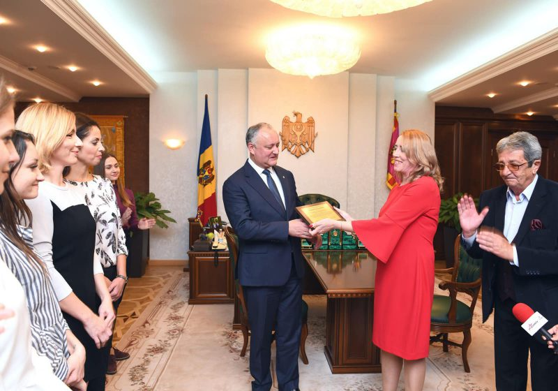 Коллектив «Жока» поблагодарил президента за содействие в участии коллектива в «Добровидении-2019» (ФОТО, ВИДЕО)