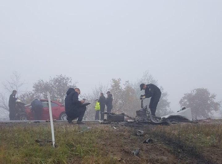 Три человека погибли в результате жуткого ДТП в Каушанах (ФОТО)