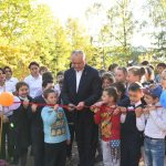 Президент совершает поездку в родное село Садова (ФОТО, ВИДЕО)