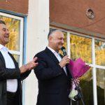 Игорь Додон пообщался с односельчанами в Садова и навестил многодетные семьи и супругов - долгожителей (ФОТО, ВИДЕО)
