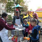 Подарок детям: открыта ещё одна игровая площадка на Ботанике (ФОТО)
