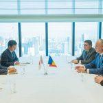 Президент провел еще одну важную встречу в Японии (ФОТО, ВИДЕО)