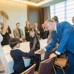 Игорь Додон встретился с молдавской диаспорой в Японии и консулом РМ в Сингапуре (ФОТО)