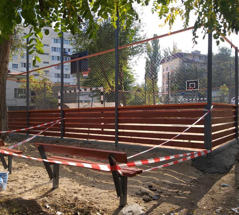 Программы ПСРМ в действии: в Кишиневе появится еще одна новая спортивная площадка (ФОТО)