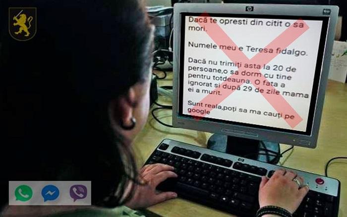 Гражданам Молдовы присылают сообщения с угрозами: власти призывают игнорировать их
