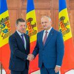 Додон договорился с Козаком: Россия срочно выдаст 500 дополнительных разрешений на транспортировку молдавских товаров