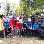 Новенькая детская площадка открылась на Ботанике (ФОТО)