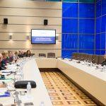 Гречаный провела встречу с послами ЕС
