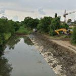 Столичные власти возьмутся за очистку и благоустройство реки Бык (ФОТО)