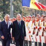 Додон поздравил Эрдогана с Днем Турецкой Республики