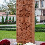 В Кишиневе открыли памятник Хачкар  (ФОТО, ВИДЕО)