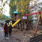 Ещё по одному адресу на Ботанике появится новая детская площадка