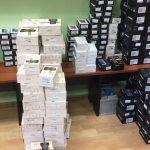 В Фалештах таможенники изъяли крупную партию телефонов (ФОТО)