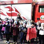 Сотрудники ГИЧС провели для школьников урок безопасности (ФОТО, ВИДЕО)