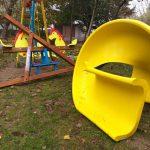 Стараниями социалистов на Ботанике появятся еще несколько детских площадок