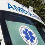 В центре столицы произошло ДТП: автомобиль вылетел на тротуар и сбил женщину (ФОТО)