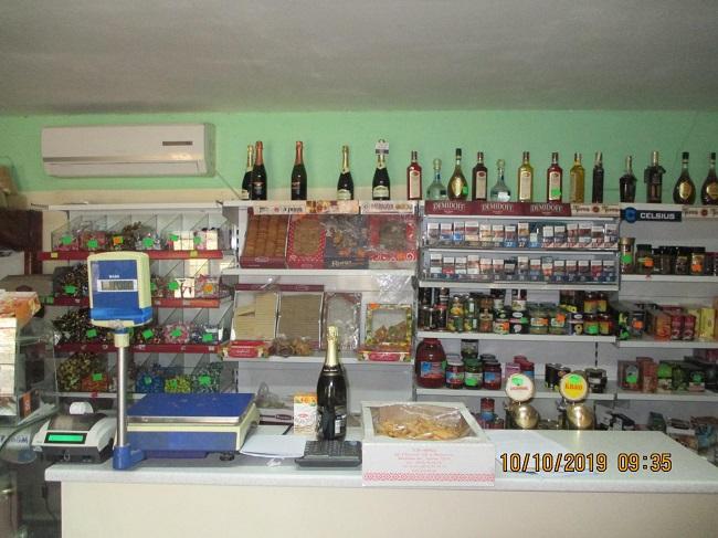 Нацагентство безопасности пищевых продуктов провело рейды в Каларашском районе