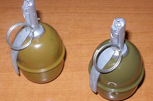 Жительница Слободзеи при уборке в гараже нашла припрятанные боеприпасы