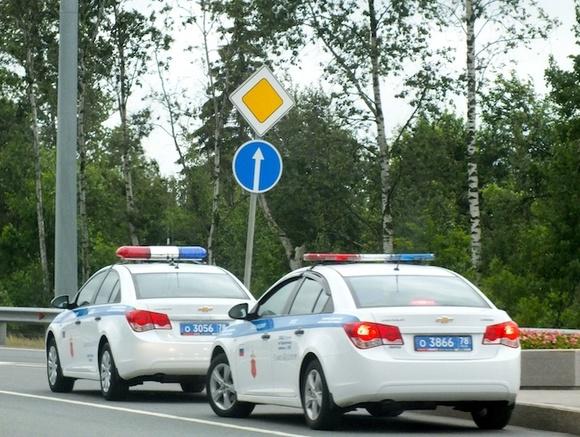 В Петербурге с погоней задержали молдаванина-автовора