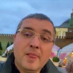 Цырдя: Усатый приехал в Москву в багажнике и в парандже