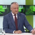 """Додон: Социалисты не будут """"придатком"""" при правительстве """"АКУМ"""" (ВИДЕО)"""
