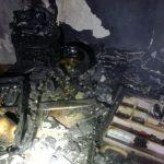 Пожар в квартире в Бельцах: жильцов дома эвакуировали