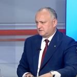 Додон о причинах атак Нэстасе: Он хочет разрушения коалиции и отставки правительства Санду (ВИДЕО)