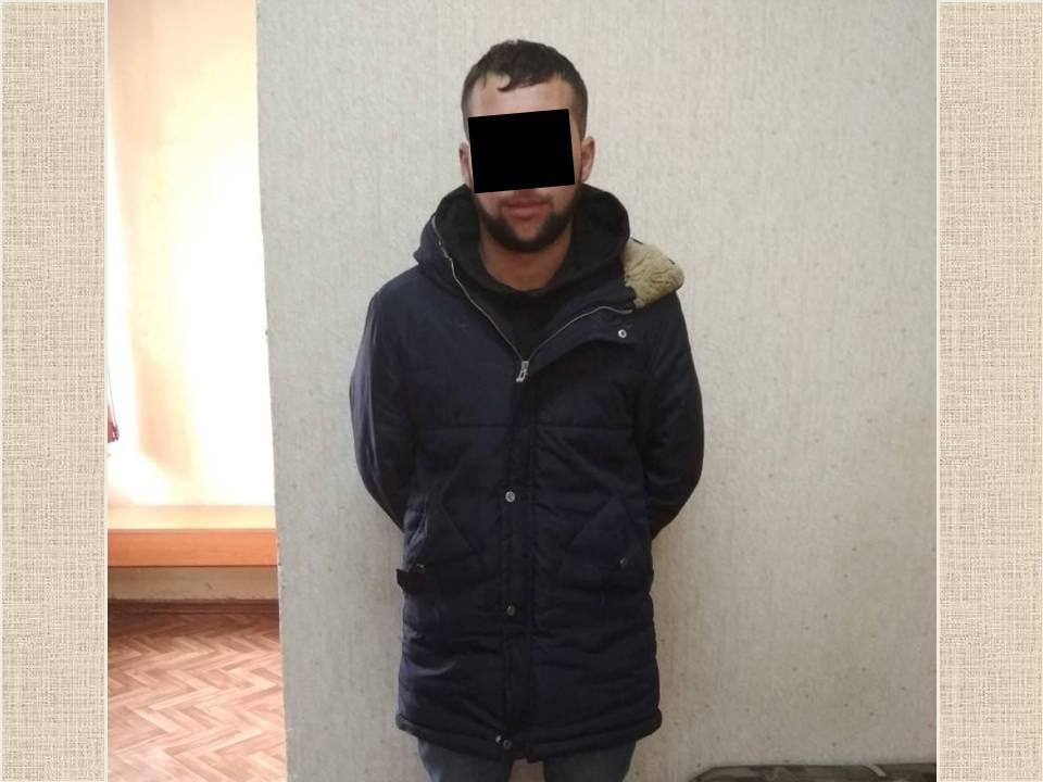 Выпил и поехал кататься на чужом авто: угонщику грозит до 3 лет тюрьмы (ВИДЕО)