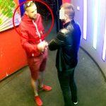 Полиция Кишинёва просит помощи граждан в поиске грабителя (ВИДЕО)