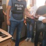 Правоохранители проводят обыски в агентстве недвижимости в Кишинёве