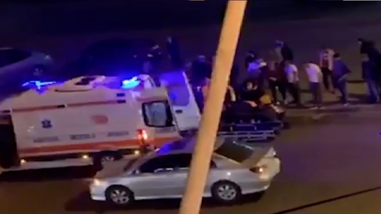 Трагический инцидент в центре столицы: автомобиль насмерть сбил пешехода (ВИДЕО)