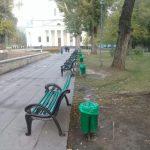 В День города в центре столицы установят дополнительные урны (ФОТО)