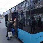 Примары пригородов Кишинева просят мунсоветников решить проблему общественного транспорта (ФОТО)