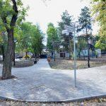 Ещё один городской сквер преобразился: на этот раз - на Рышкановке (ФОТО)