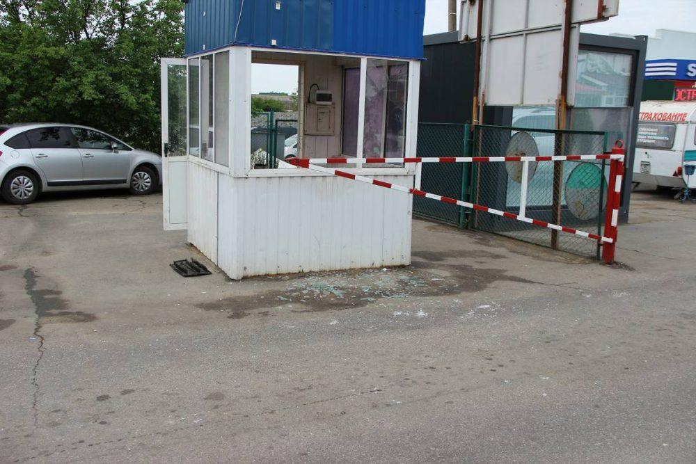 Женщину, протаранившую КПП в Приднестровье, признали невменяемой