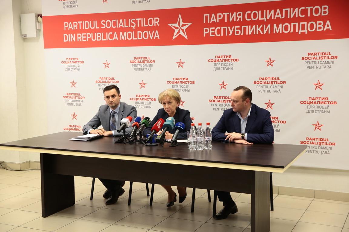 Социалисты подвели итоги прошедших выборов (ВИДЕО)